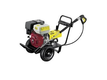 Robust high pressure cleaners form Sweepex