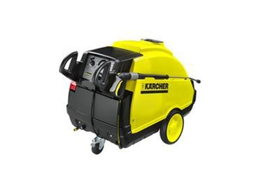 Heavy duty high pressure cleaners for industrial applications