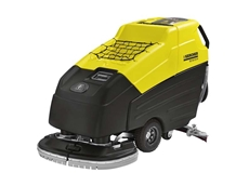 BD 80/120 walk-behind floor scrubbers