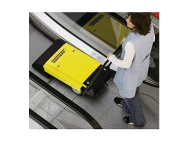 Karcher industrial stair cleaners for industrial and commercial applications