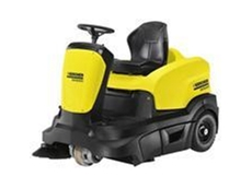 KM 90/60 R ride-on sweeper