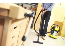 Karcher wet and dry vacuum cleaners can be used to clean most surfaces