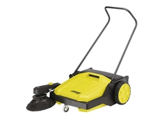 Walk Behind Sweepers  - Karcher S 750 Home and Garden Sweeper