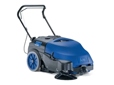 Walk Behind Sweepers  - Nilfisk/Alto Floortec 350 B Walk Behind Sweeper