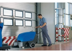 Walk Behind Sweepers  - Nilfisk/Alto Floortec 560 B Walk Behind Vacuum Sweeper