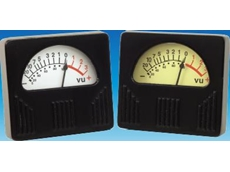 AL19 Retro audio level analogue panel meters