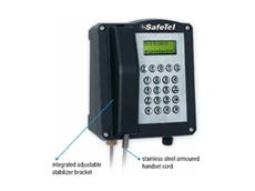dST1 Explosion Proof Telephone with Keypad