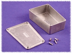 Hammonds Octagon and Trapezoid die casts enclosures