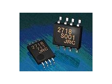 The NJM2718 single-supply voltage dual operational amplifier