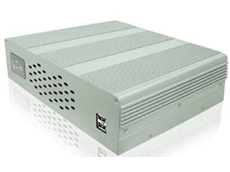 Rugged aluminium fin box PCs