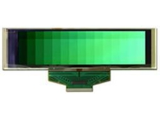 "5.5"" diagonal passive matrix OLED"
