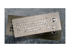EAO's W.series rugged keyboard.