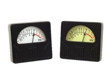 Sifam Instruments' AL19 Retro audio level analogue panel meters