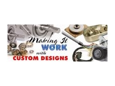 Step motor specialist offers custom service