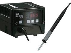 The goot RX-802AS lead-free soldering station