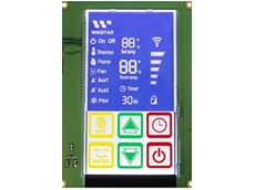 Winstar touch key display