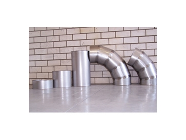Fully Welded Stainless Steel Ducting