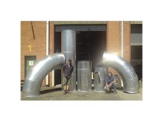Fully welded ducting systems