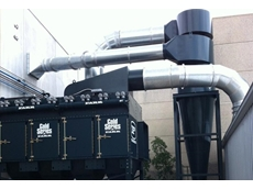 Sydney Metal Fabrications upgraded a dust extraction system installed at A1 Metalising Services.