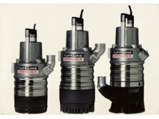 The Tuff Solo range of sludge pumps from Grindex.