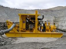 HH220i High Head auto-prime pump