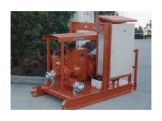 Sykes solids-handling pump.