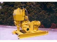 The Vacuumax auto priming pump system.