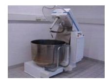 Eberhardt spiral mixer.