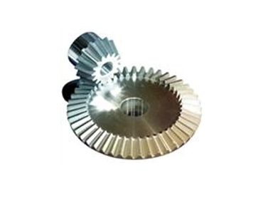 Bevel Gear Sets available in Steel/SS/Die-Cast or Brass