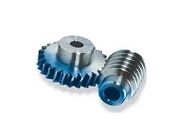 Worm Gears Metric with a Module 1 to 4