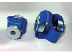 T.E.A.'s double loop couplings can withstand temperatures ranging from -30ºC to 80ºC