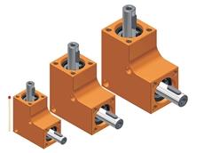 Ketterer Gears type KET-BEE 200X angular gears