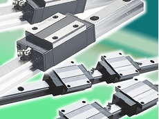 LinRace linear guideway system from T.E.A Transmissions