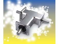 Stainless Steel Spiral Bevel Gearboxes