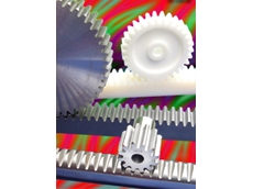 Racks and spur gears for industry