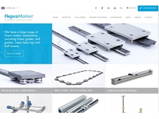 World Leading Linear Motion Manufacturer HepcoMotion releases a New Interactive Website