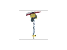 GIS Handy Electric Chain Hoists from TC Hasemer