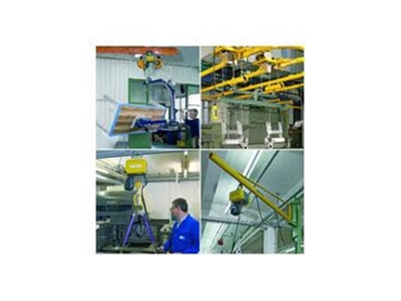 Industrial Lifting Equipment and Materials Handling Solutions