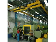 The GIS overhead travelling crane system