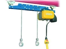 Synchronised Electric Chain Hoists