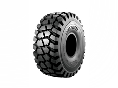 A BKT tyre for mining applications