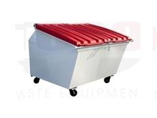 TORO rear lift bin