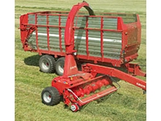 JF Stoll FCT 1355 forage harvesters