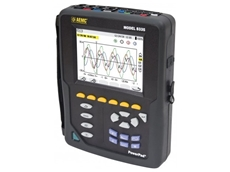 AEMC PowerPad Model 8335 three phase power quality analyser