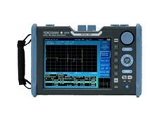 AQ7270 OTDR available from TRIO Test & Measurement reduces the working time during on-site tests