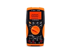 Agilent U1242B Cat IV True RMS Handheld Multimeters available from TRIO Test & Measurement