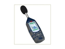 pocket sized CEL-620 octave band analyser