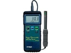 Extech 407445 Heavy Duty Hygro-Thermometer from TRIO Test & Measurement