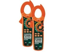 Extech 600A True RMS AC and AC/DC clamp meters now available from Trio Smartcal