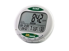 Extech CO200 indoor air quality CO2 meter